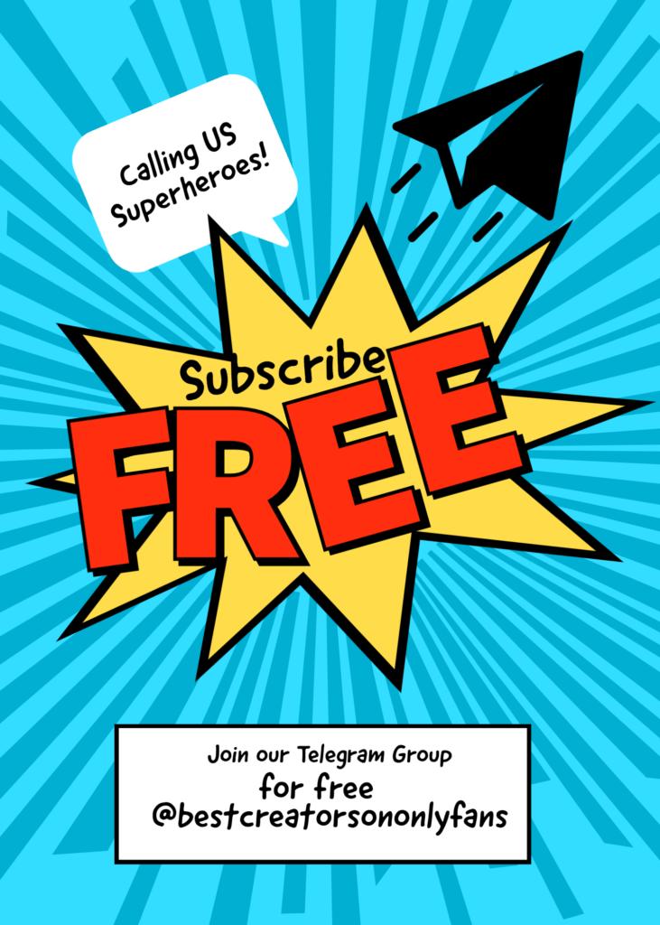 Onlyfans bewerben in Telegram Gruppe